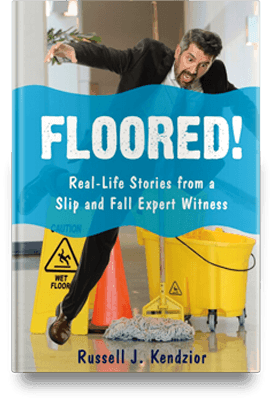 floored book cover